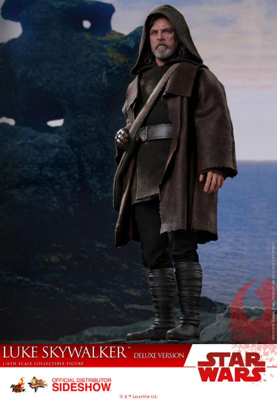 HOT TOYS - The Last Jedi - Luke Jedi Exile 1/6 scale figure Luke_e45