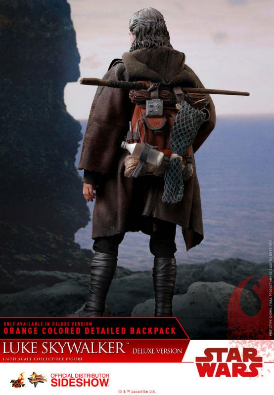 HOT TOYS - The Last Jedi - Luke Jedi Exile 1/6 scale figure Luke_e46