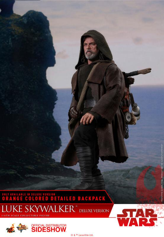 HOT TOYS - The Last Jedi - Luke Jedi Exile 1/6 scale figure Luke_e47