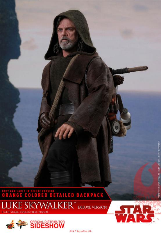 HOT TOYS - The Last Jedi - Luke Jedi Exile 1/6 scale figure Luke_e48