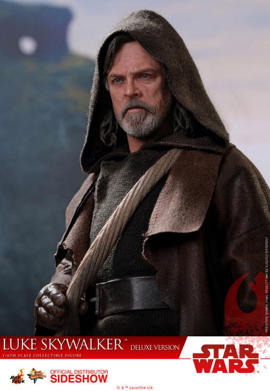 HOT TOYS - The Last Jedi - Luke Jedi Exile 1/6 scale figure Luke_e50