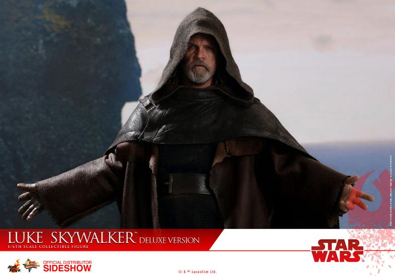 HOT TOYS - The Last Jedi - Luke Jedi Exile 1/6 scale figure Luke_e51