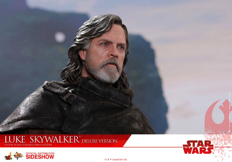 HOT TOYS - The Last Jedi - Luke Jedi Exile 1/6 scale figure Luke_e53