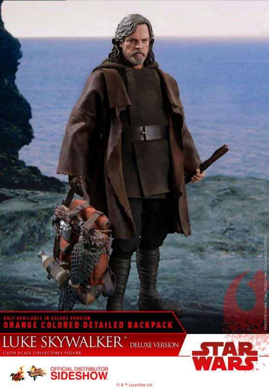 HOT TOYS - The Last Jedi - Luke Jedi Exile 1/6 scale figure Luke_e54