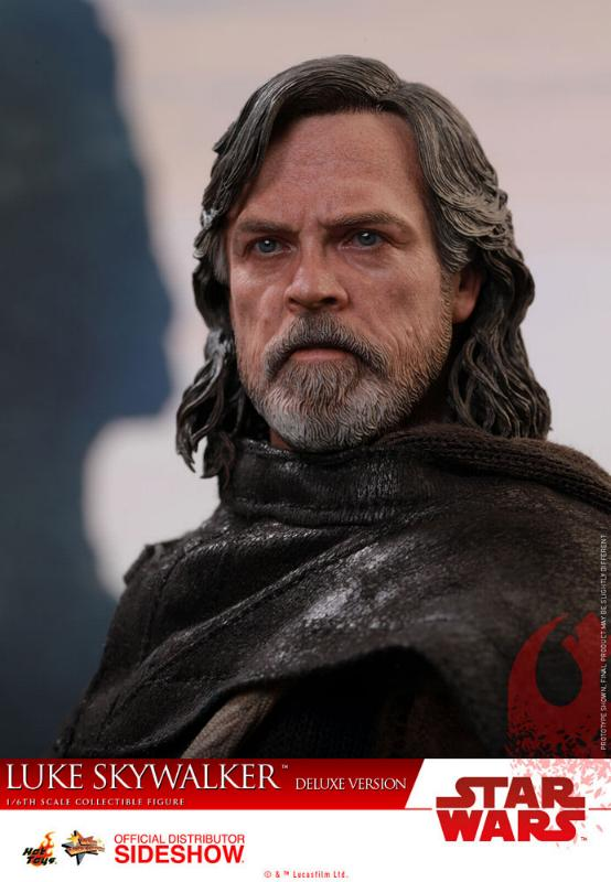 HOT TOYS - The Last Jedi - Luke Jedi Exile 1/6 scale figure Luke_e55