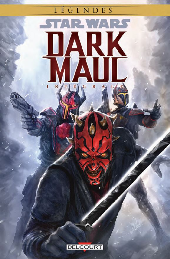 DELCOURT - Star Wars Dark Maul - Integrale Maul_i10