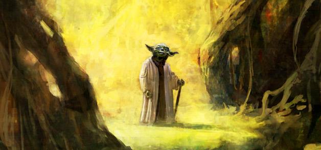 Artwork Star Wars - ACME - Morning Stroll Mornin10