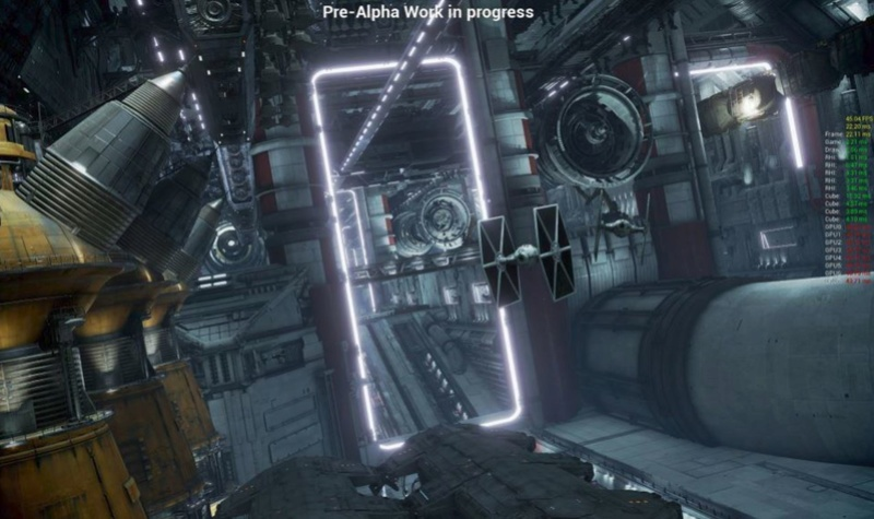 Millennium Falcon: Smuggler's Run - Star Wars: Galaxy's Edge Nvidia10