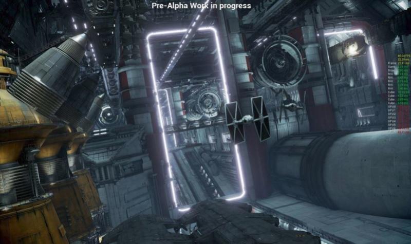 Millennium Falcon: Smuggler's Run - Star Wars: Galaxy's Edge Nvidia10