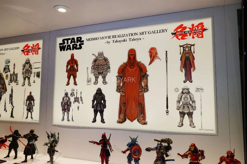 NEW YORK TOY FAIR 2018 - Movie Realization & Model Kits Nytf_014