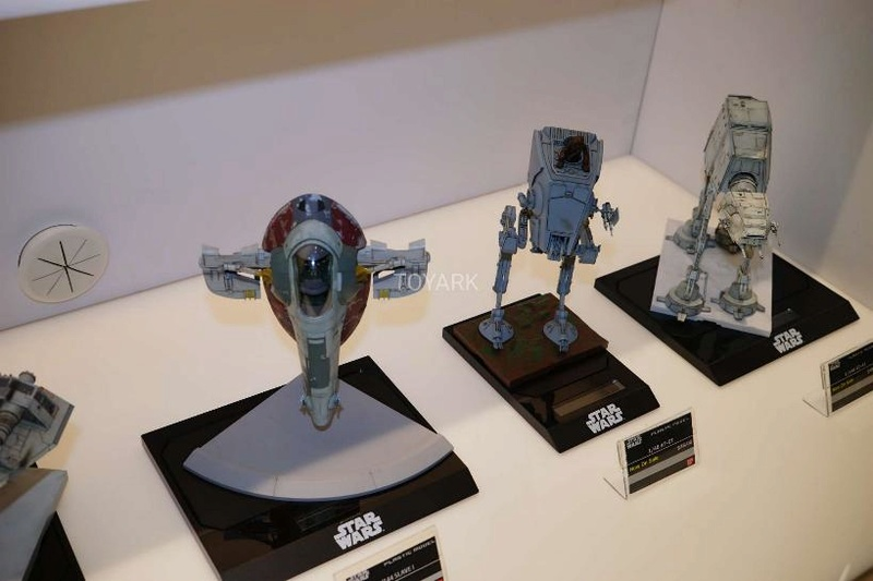 NEW YORK TOY FAIR 2018 - Movie Realization & Model Kits Nytf_110