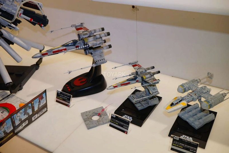 NEW YORK TOY FAIR 2018 - Movie Realization & Model Kits Nytf_113