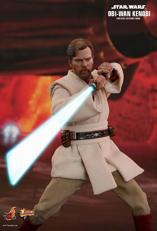 Hot Toys Revenge of the Sith Obi-Wan Kenobi 6th Scale Figure Obi_wa27