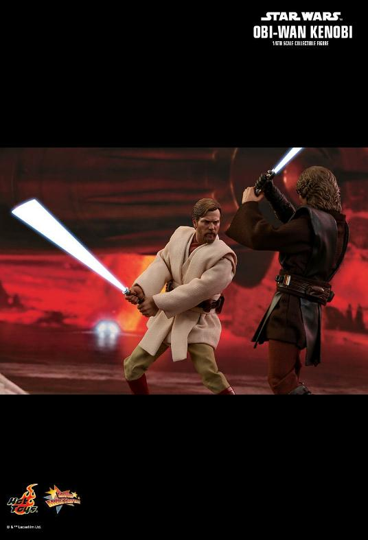 Hot Toys Revenge of the Sith Obi-Wan Kenobi 6th Scale Figure Obi_wa33