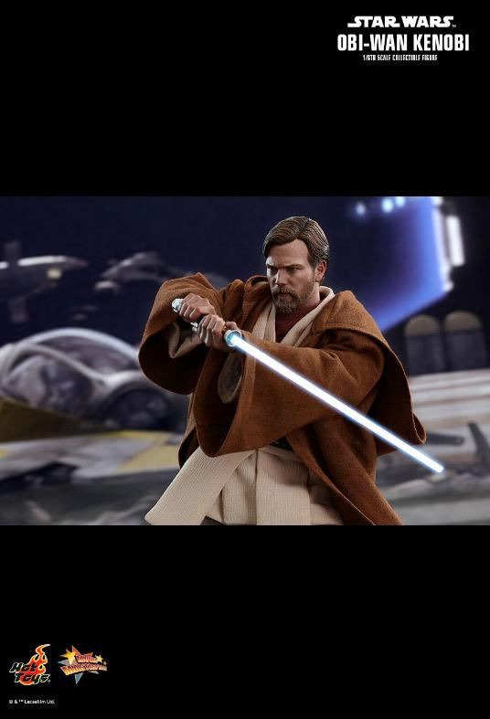 Hot Toys Revenge of the Sith Obi-Wan Kenobi 6th Scale Figure Obi_wa35