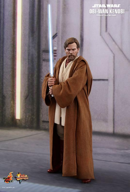 Hot Toys Revenge of the Sith Obi-Wan Kenobi 6th Scale Figure Obi_wa37