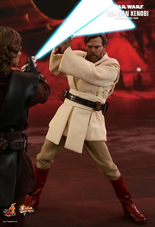 Hot Toys Revenge of the Sith Obi-Wan Kenobi 6th Scale Figure Obi_wa39