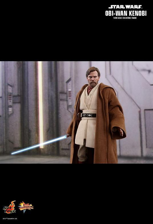 Hot Toys Revenge of the Sith Obi-Wan Kenobi 6th Scale Figure Obi_wa40
