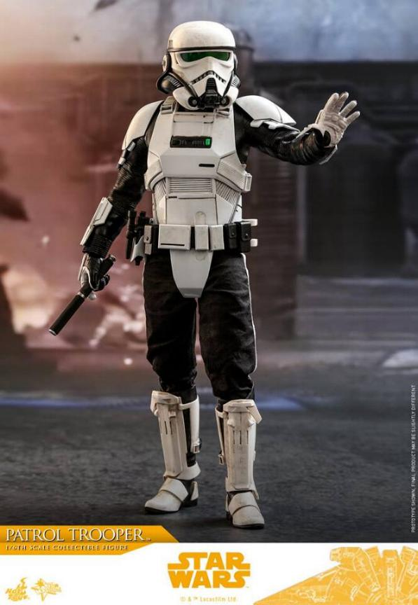 Hot Toys - Solo: A Star Wars Story - 1/6th Patrol Trooper Patrol10