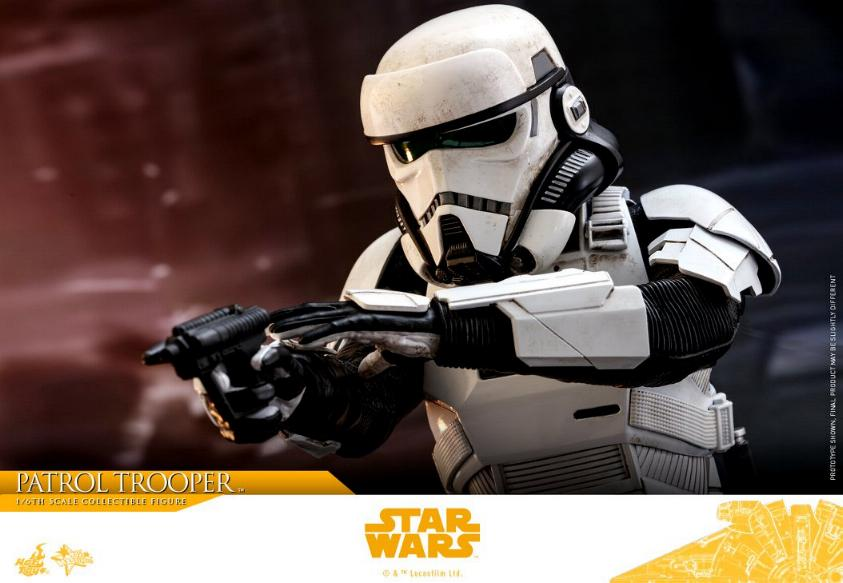 Hot Toys - Solo: A Star Wars Story - 1/6th Patrol Trooper Patrol12