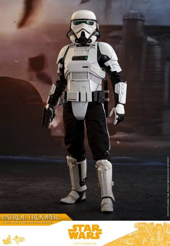 Hot Toys - Solo: A Star Wars Story - 1/6th Patrol Trooper Patrol17
