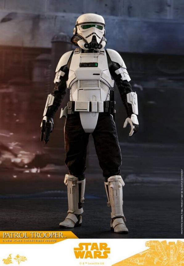 Hot Toys - Solo: A Star Wars Story - 1/6th Patrol Trooper Patrol19