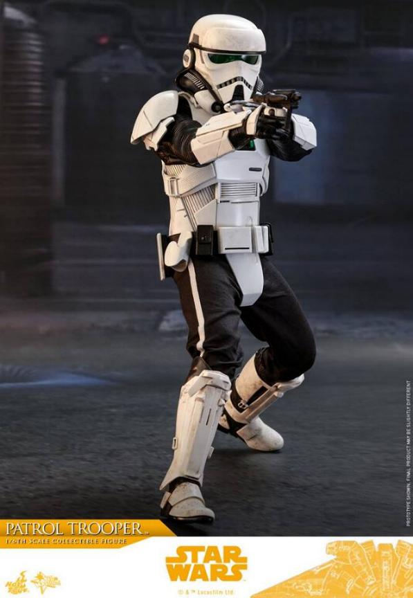 Hot Toys - Solo: A Star Wars Story - 1/6th Patrol Trooper Patrol20