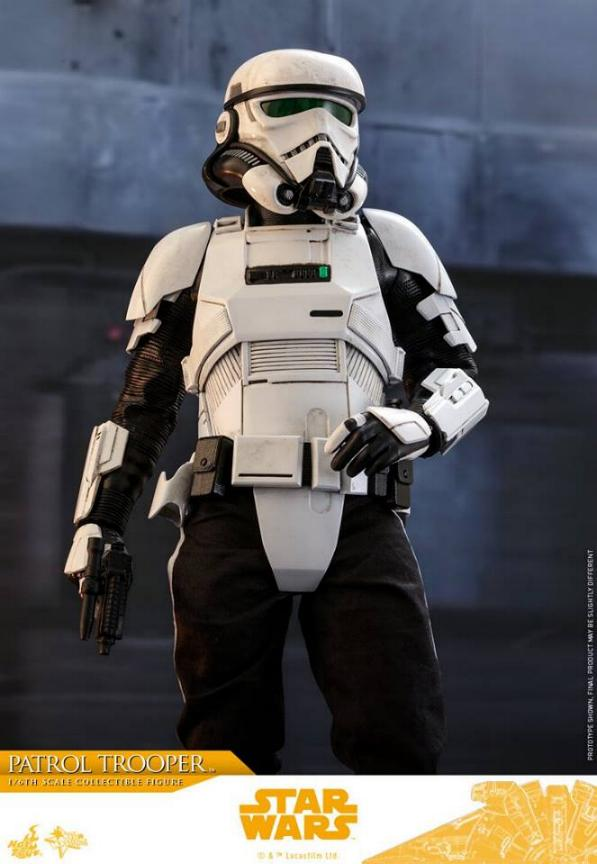 Hot Toys - Solo: A Star Wars Story - 1/6th Patrol Trooper Patrol21