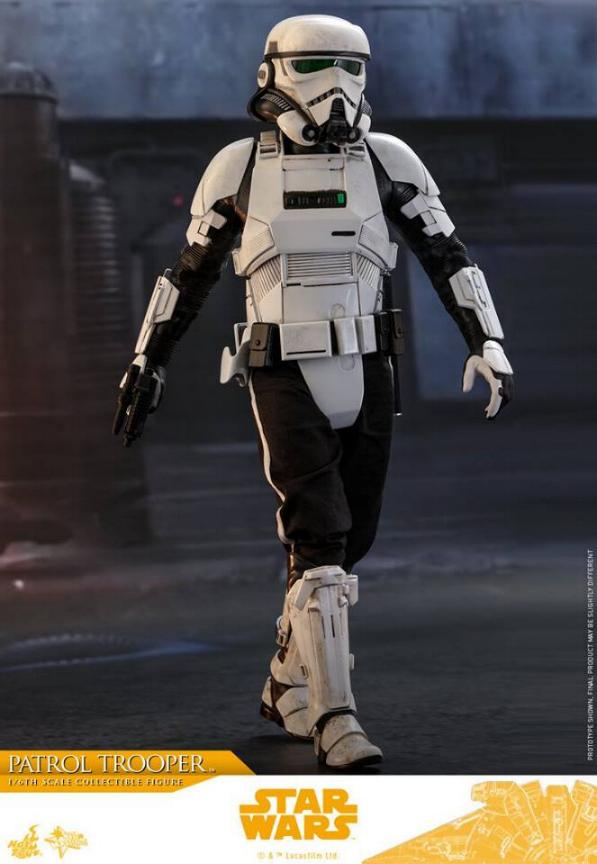 Hot Toys - Solo: A Star Wars Story - 1/6th Patrol Trooper Patrol22