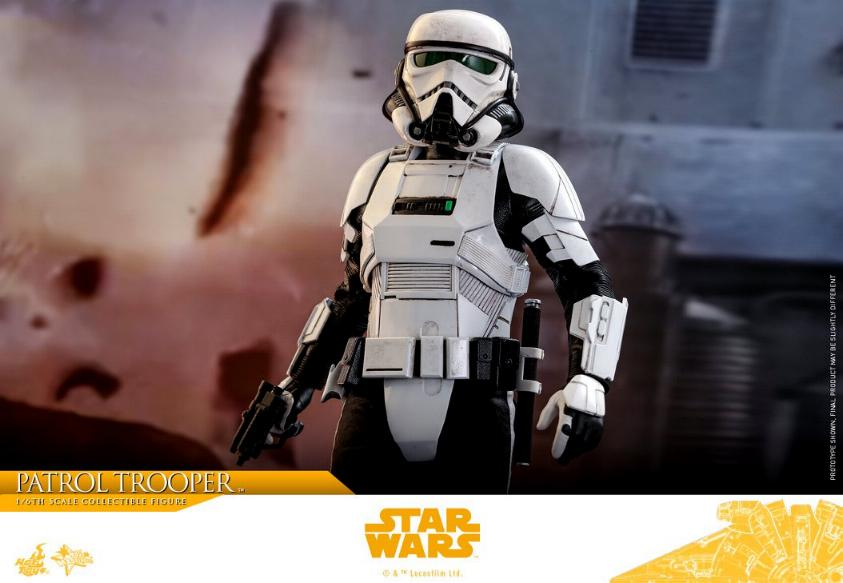 Hot Toys - Solo: A Star Wars Story - 1/6th Patrol Trooper Patrol23