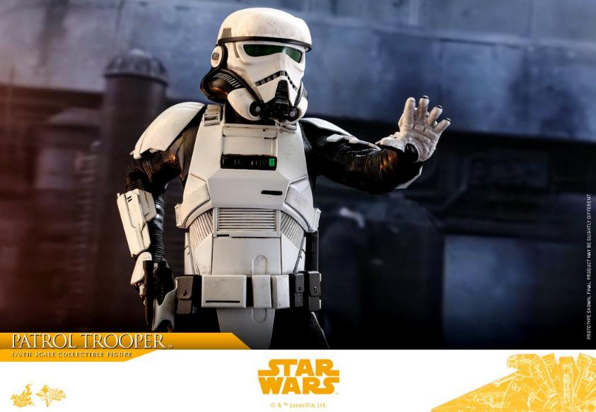 Hot Toys - Solo: A Star Wars Story - 1/6th Patrol Trooper Patrol24