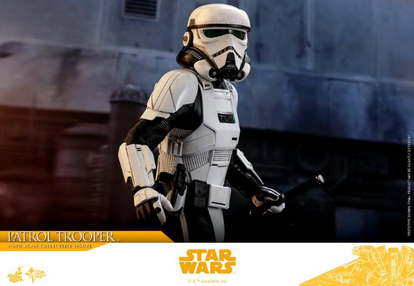 Hot Toys - Solo: A Star Wars Story - 1/6th Patrol Trooper Patrol27