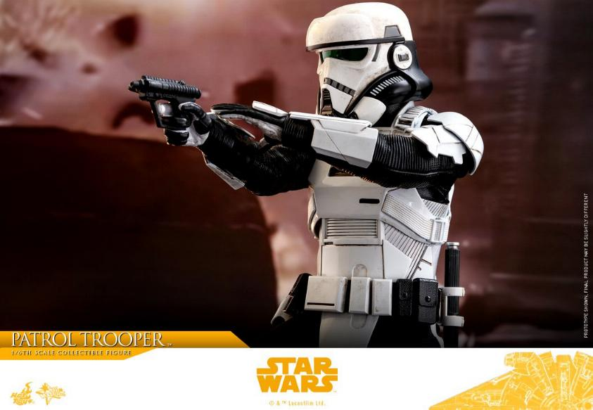 Hot Toys - Solo: A Star Wars Story - 1/6th Patrol Trooper Patrol28