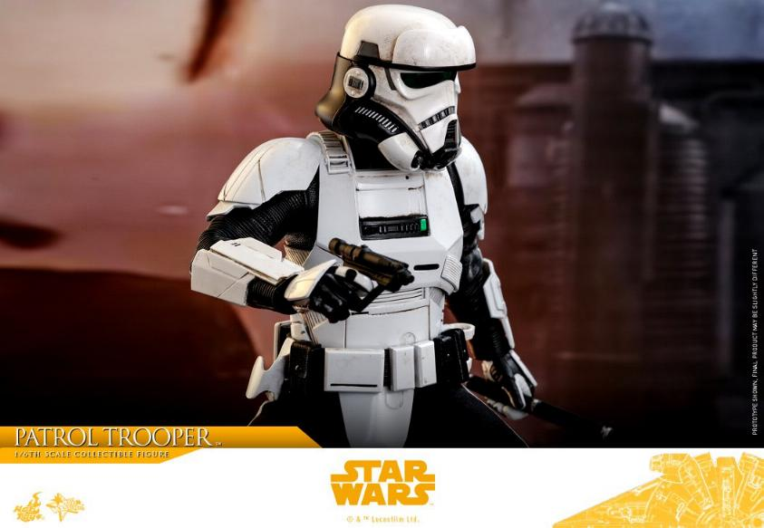 Hot Toys - Solo: A Star Wars Story - 1/6th Patrol Trooper Patrol29