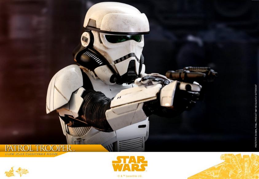 Hot Toys - Solo: A Star Wars Story - 1/6th Patrol Trooper Patrol30