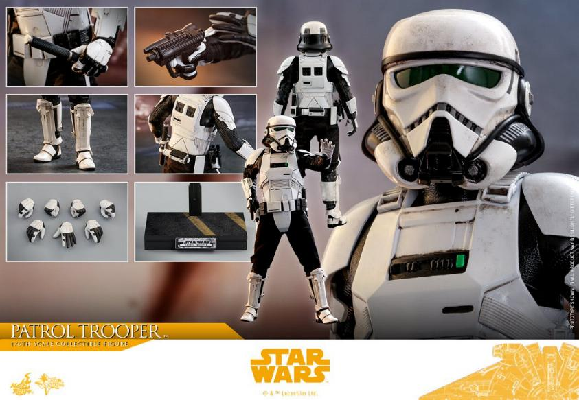Hot Toys - Solo: A Star Wars Story - 1/6th Patrol Trooper Patrol31