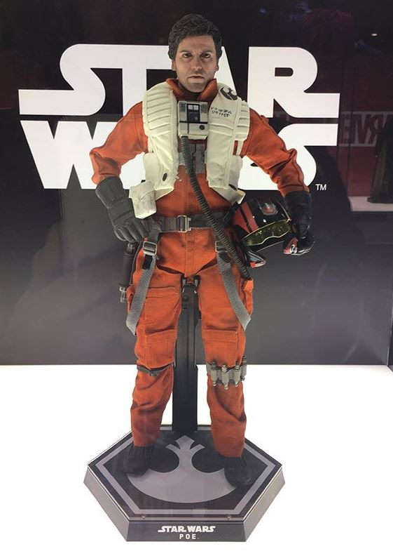 Hot Toys Star Wars - Poe Dameron Sixth Scale Figure Poe_0011