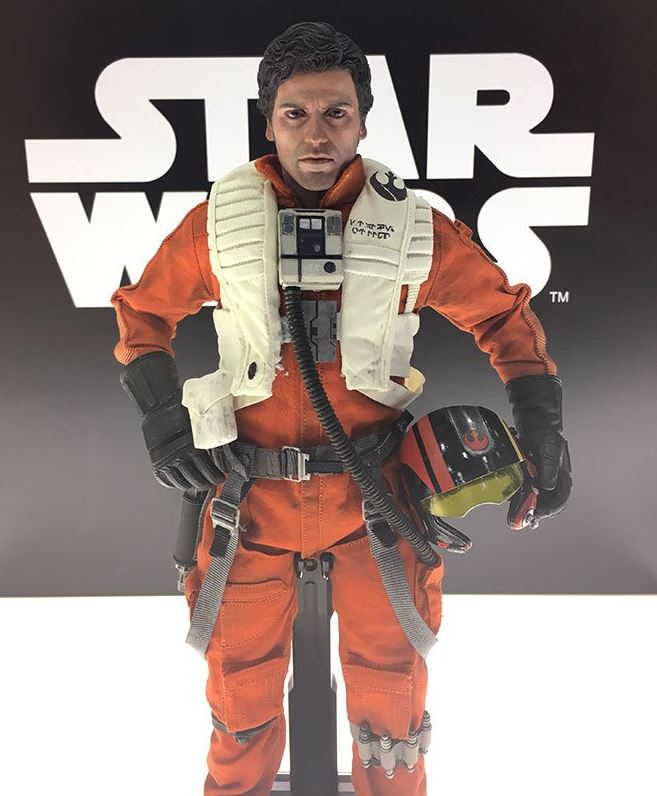 Hot Toys Star Wars - Poe Dameron Sixth Scale Figure Poe_0012