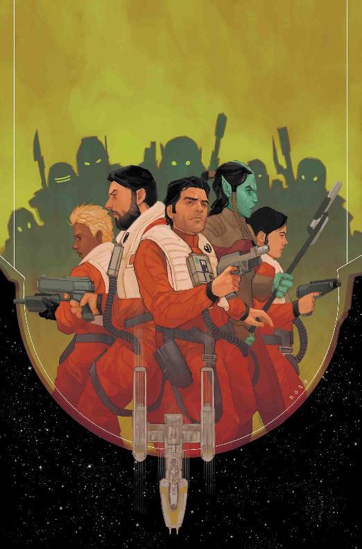 Marvel Comics US - Star Wars: Poe Dameron - Page 2 Poe_da12