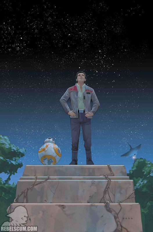 Marvel Comics US - Star Wars: Poe Dameron - Page 2 Poe_da15