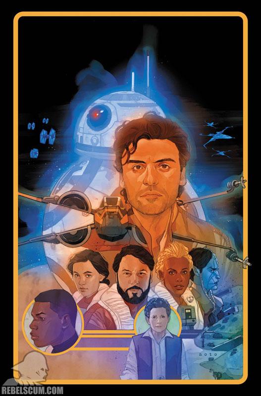 Marvel Comics US - Star Wars: Poe Dameron - Page 2 Poe_da16