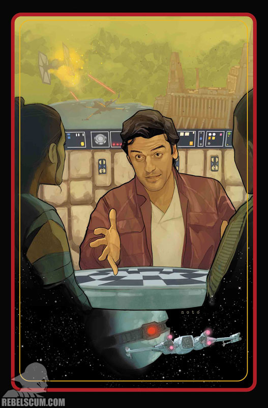 Marvel Comics US - Star Wars: Poe Dameron - Page 2 Poe_da17