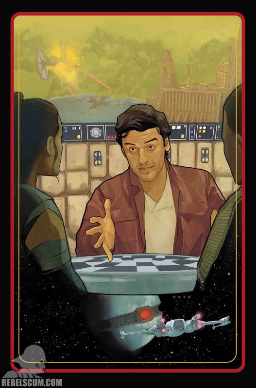 Marvel Comics US - Star Wars: Poe Dameron - Page 2 Poe_da17