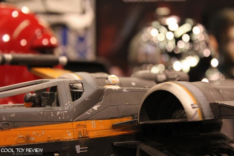 EFX Collectibles - Poe Dameron's X-Wing  Poe_da20