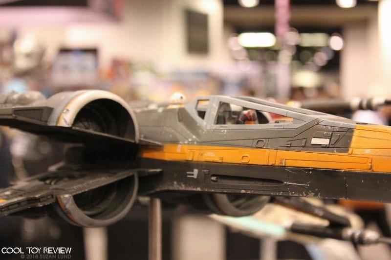 EFX Collectibles - Poe Dameron's X-Wing  Poe_da21