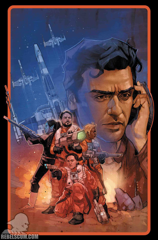 Marvel Comics US - Star Wars: Poe Dameron - Page 2 Poe_da24