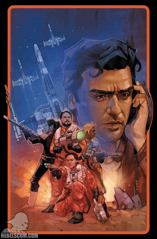 Marvel Comics US - Star Wars: Poe Dameron - Page 2 Poe_da24