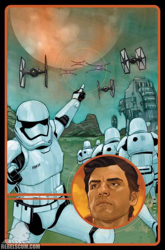 Marvel Comics US - Star Wars: Poe Dameron - Page 2 Poe_da25