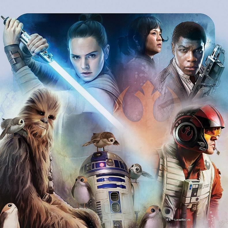 8 - Les posters de Star Wars VIII - The Last Jedi - Page 3 Poster14