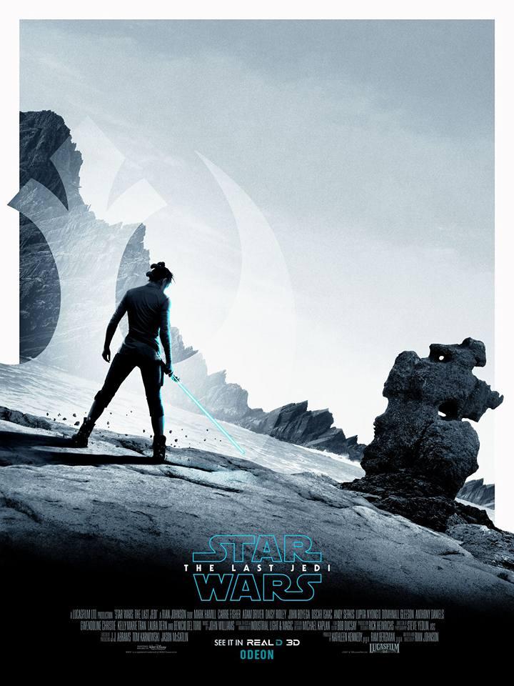 8 - Les posters de Star Wars VIII - The Last Jedi - Page 3 Poster19